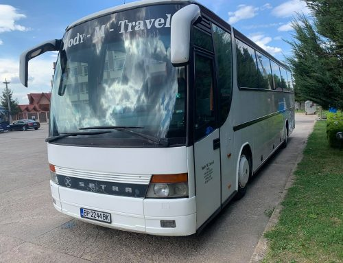 Автобус Сетра 315Hd