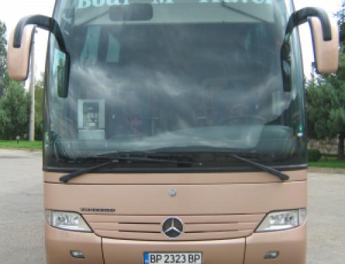 Автобус Мерцедес Травего O 580 15К