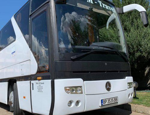 Автобус Мерцедес Туризмо