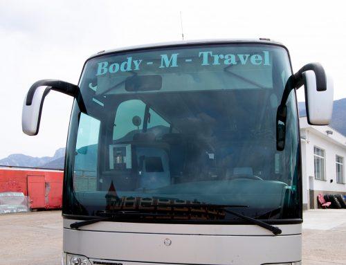 Автобус Мерцедес Евобус О 580